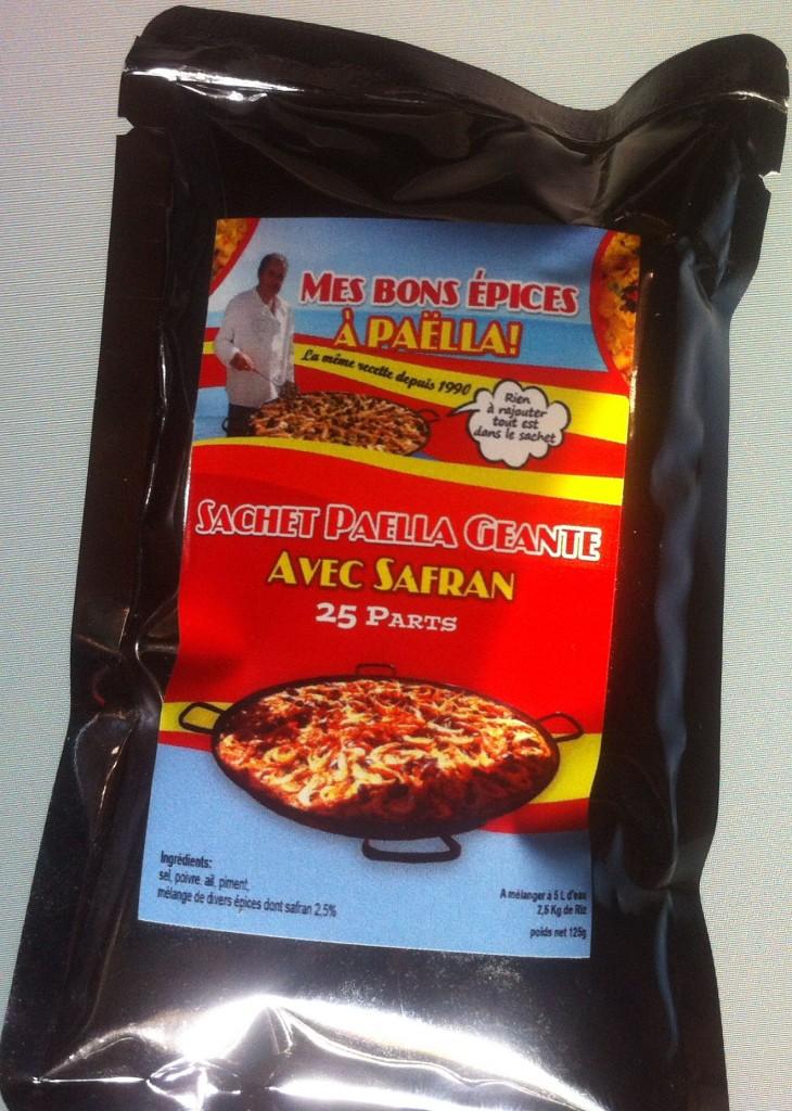 lp epice paella 2 recette vraie paella espagnole. Black Bedroom Furniture Sets. Home Design Ideas