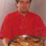 Patrice poele paella