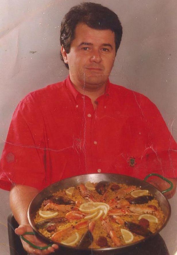 recette paella au safran recette vraie paella espagnole. Black Bedroom Furniture Sets. Home Design Ideas